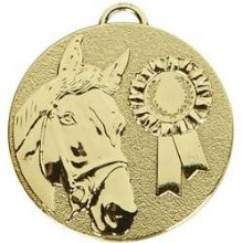 50mm Medal For Equestrian